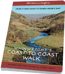 A Coast to Coast Walk Book - Walkers Edition